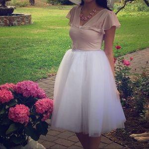 Dresses & Skirts - White Tutu Tulle Skirt